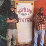 Photo de Nubian Oasis Hotel