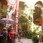 The National Museum of the Havana Club´s Ron