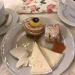 Our wonderful breakfast at Palazzo Odoni!