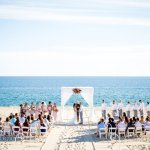 Wedding on Resort Beach
