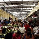 Photo of Lucas de Galvez market