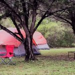Tent Camping at Mystic Quarry - A Cruise Inn Park