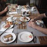 Zona Desayunos