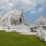 Photo of Wat Rong Khun