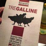 Foto de Ristorante Tre Galline