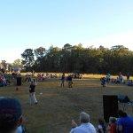 Fans, Football and Feathers Event, Southeastern Raptor Center, Auburn, AL