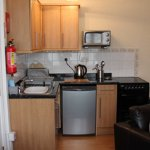 Apartment 3 with a sea view.  One bedroom unit. Sleeps upto 4 (2 adults and 1-2 children, or 3 a