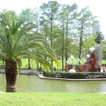 Overview of Louis Armstrong Park
