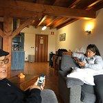 Foto de Hotel-Apartamento Rural Atxurra