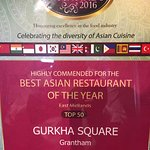 Welcome to Gurkha Square Grantham