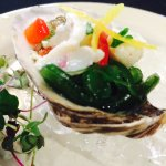 Oyster Ceviche