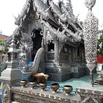 Wat Sri-Suphan, Silver Temple