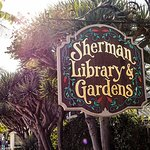 Photo of Sherman Library & Gardens