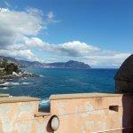 Foto de Passeggiata Anita Garibaldi a Nervi