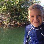 Traveling along the Mangroves
