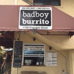 Bad Boy Burrito