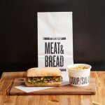 Foto van Meat & Bread