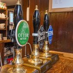 A range of Real Ales available