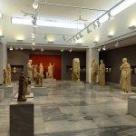 sala delle sculture classiche