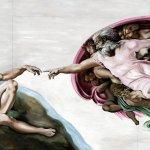 Sistine Chapel, English Martyrs Catholic Church, Worthing