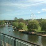 View over the Avon from the Rooftop