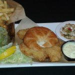 fish sandwich platter