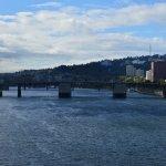 View from the Burnside Bridge