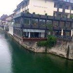 Hotel Schiff am Rhein Foto