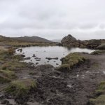 Doxey Pool (a small pool of water at the top of the Roaches)