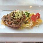 perfect tuna steak