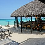 Tiki Bar and Beach