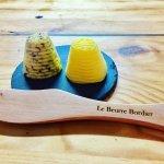 Beurre de chez Bordier
