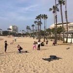 Don't miss the Amazing Beach Boot camp offered by Marina Athletic Club - steps away!!