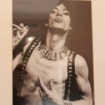 Picture of Mick Jagger in the room