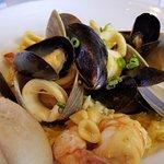 Seafood bouillabaisse - delicious!!!