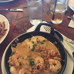 Creole Crawfish, shrimp, and andouille sausage