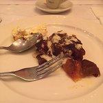 La catastrophique tarte tatin à la glace rance
