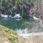 Ruta de los lagos... carretera Porté- Puigmorenc