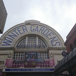 Front of the Winter Gardens