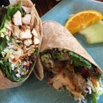 Cafe Soleil - Spicy Asian Wrap