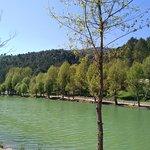 Vistas del lago.