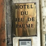 Photo de Hotel du Jeu de Paume