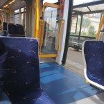 Nice and tidy tram
