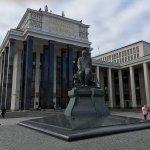 Dostoevsky Statue Foto