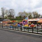 Easter fun fair at Rothley Station
