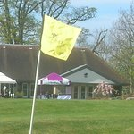 Cowdray Golf Club flag