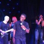 Angelo Starr & The Team (The Edwin Starr Band @ Sinah Warren Motown Festival (April 2017)