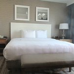 King Bed, Doubletree, San Pedro, Ca