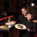 Delicious Cuisine - All Fresh Ingredients.