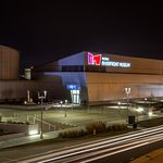 Peoria Riverfront Museum with Dome Planetarium & Giant Screen Theater, Peoria, Illinois
